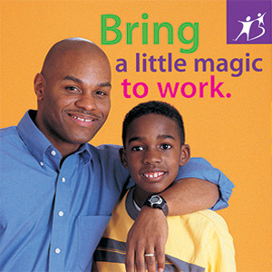 Big Brothers Big Sisters Southeastern Pennsylvania — Bring a Little Magic to Work