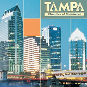 Greater Tampa Chamber of Commerce Membership Brochure