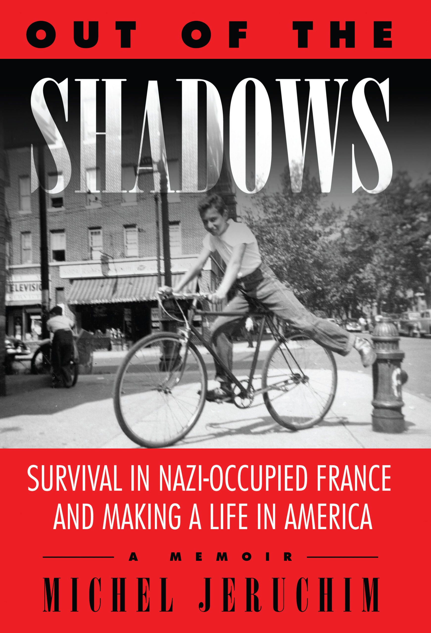 Out of the Shadows by Michel Jeruchim