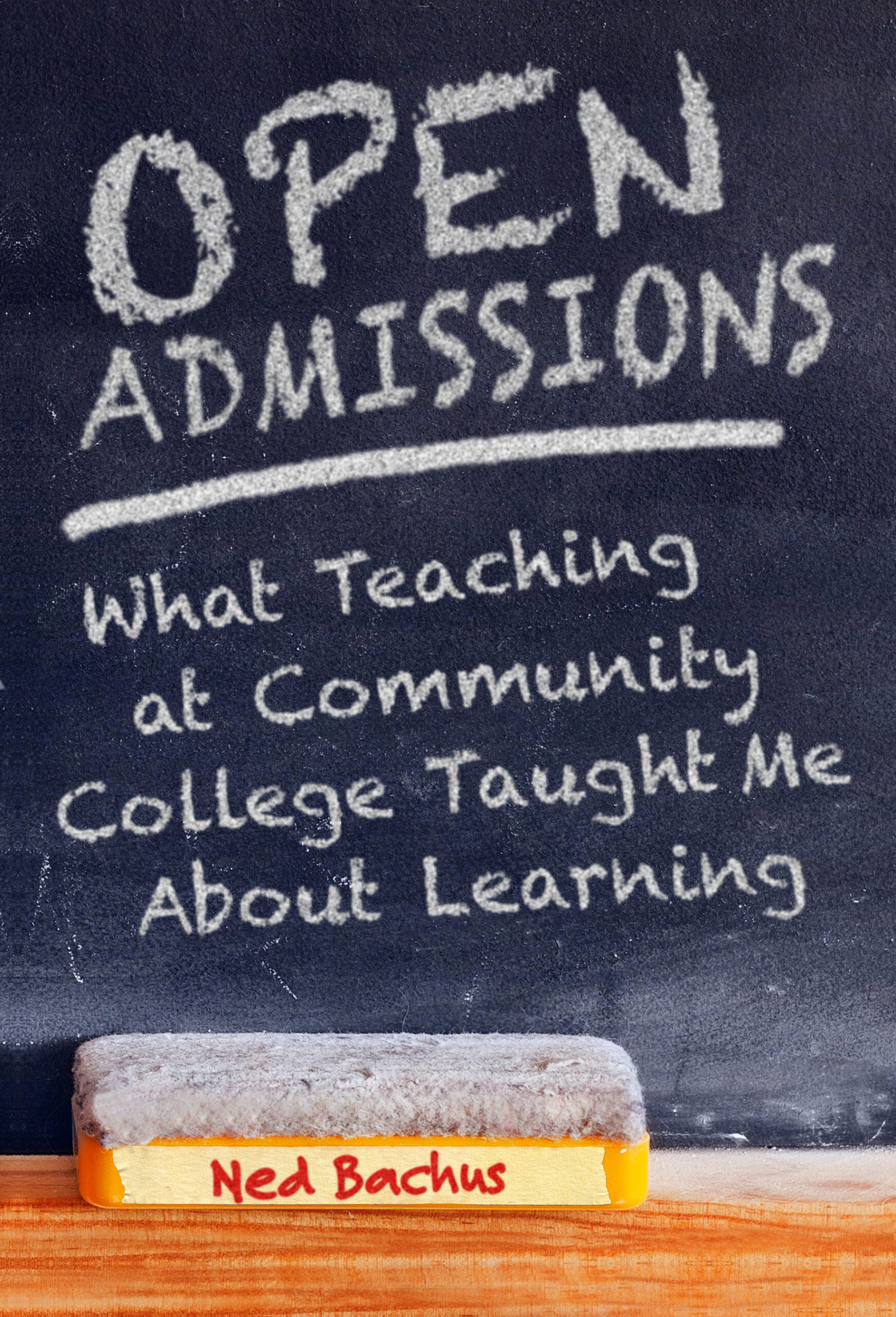 Open Admissions cover