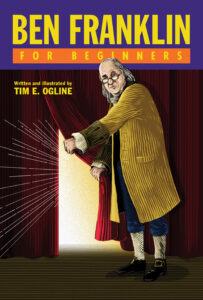Ben Franklin for Beginners book cover