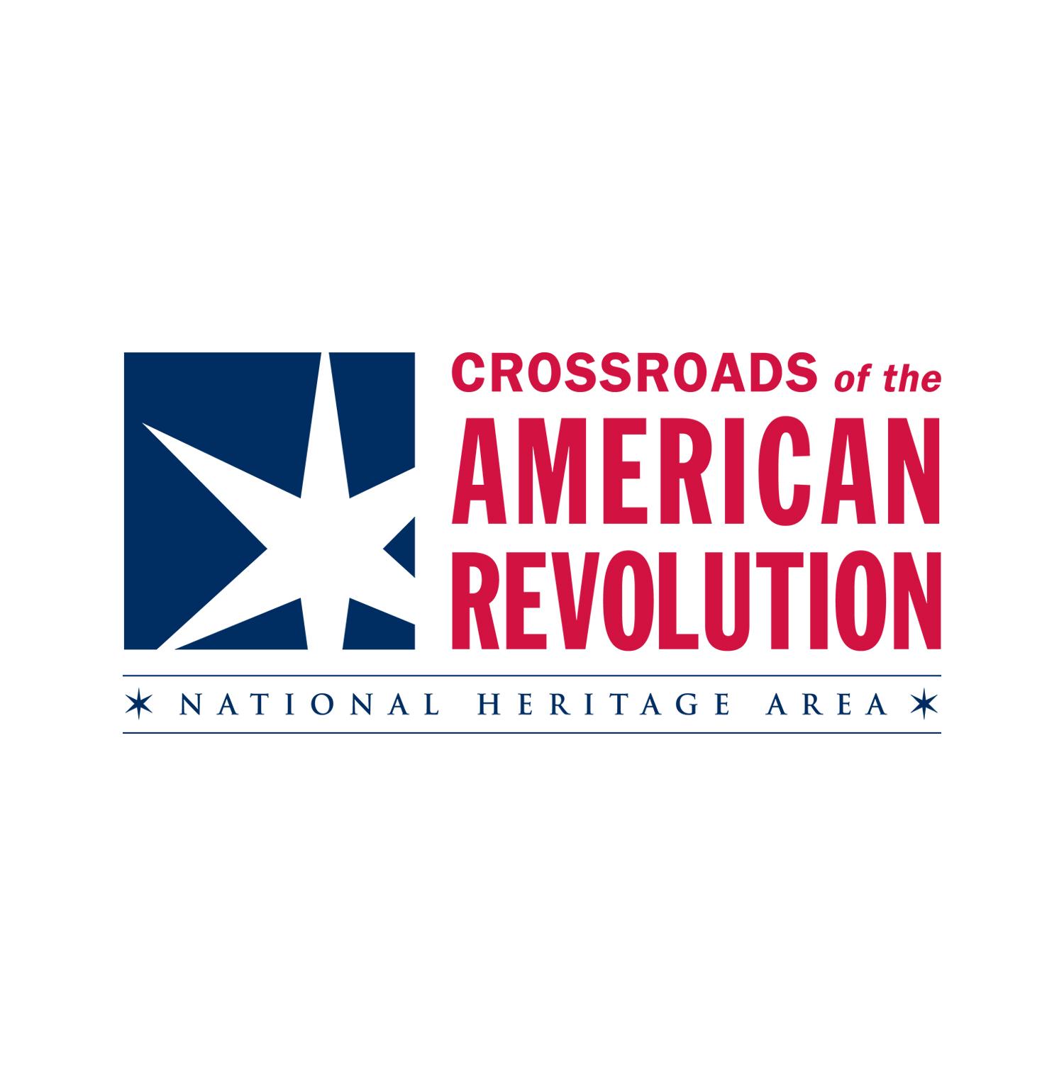 Crossroads of the American Revolution logo
