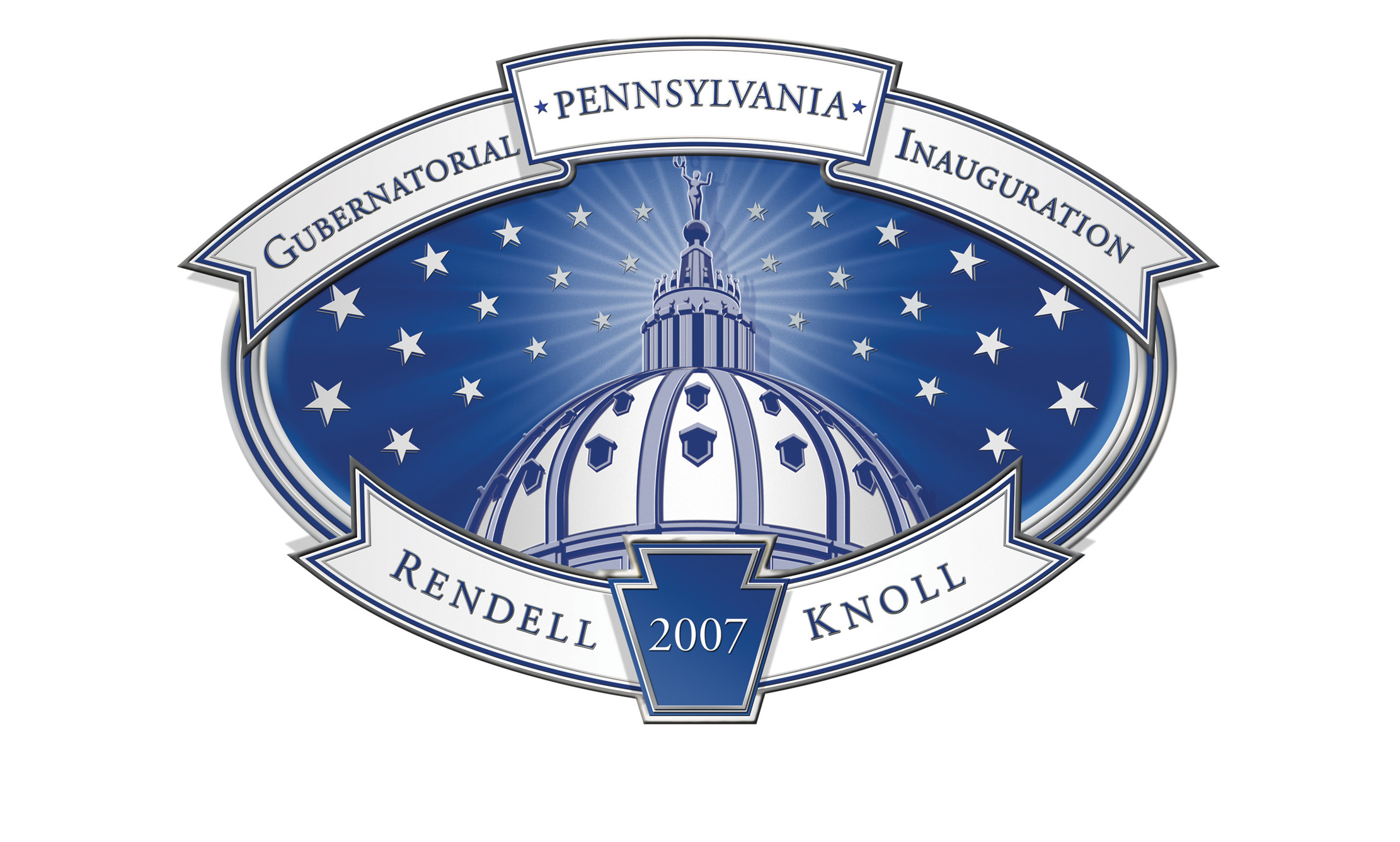 Pennsylvania Gubernatorial Inauguration logo