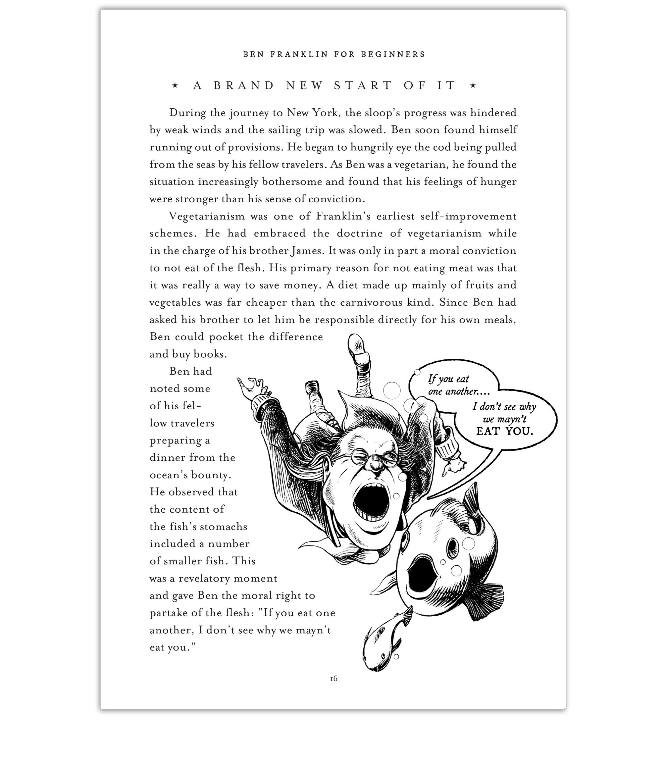 Ben Franklin for Beginners p. 16